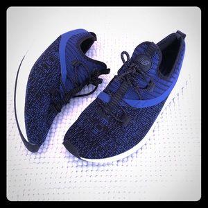 Men's new balance blue black white sneaker 10